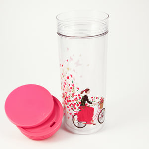 SlideCup Crystal: Butterflies
