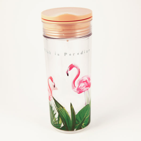 SlideCup Crystal: Flamingo