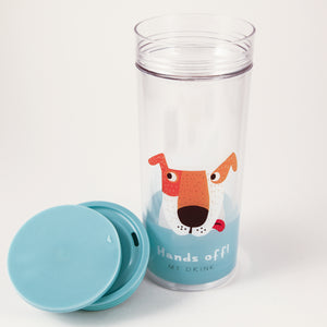 SlideCup Crystal: Dog