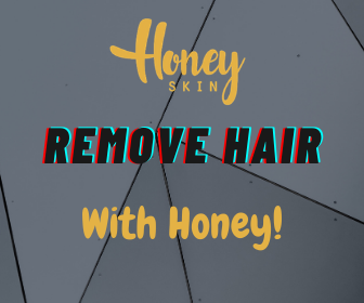 How To Remove Your Hair With Honey