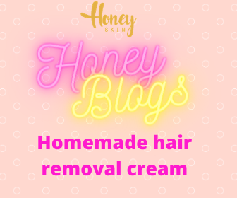 Homemade Hair Removal Cream Recipe