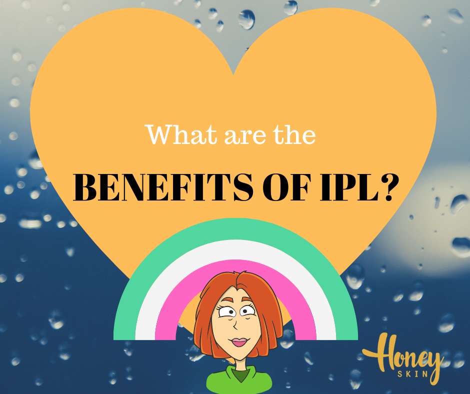 Benefits of At Home IPL