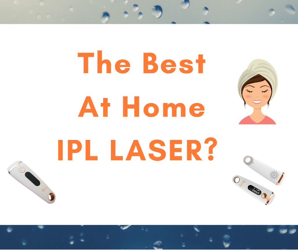 The Best At Home Laser Hair Removal