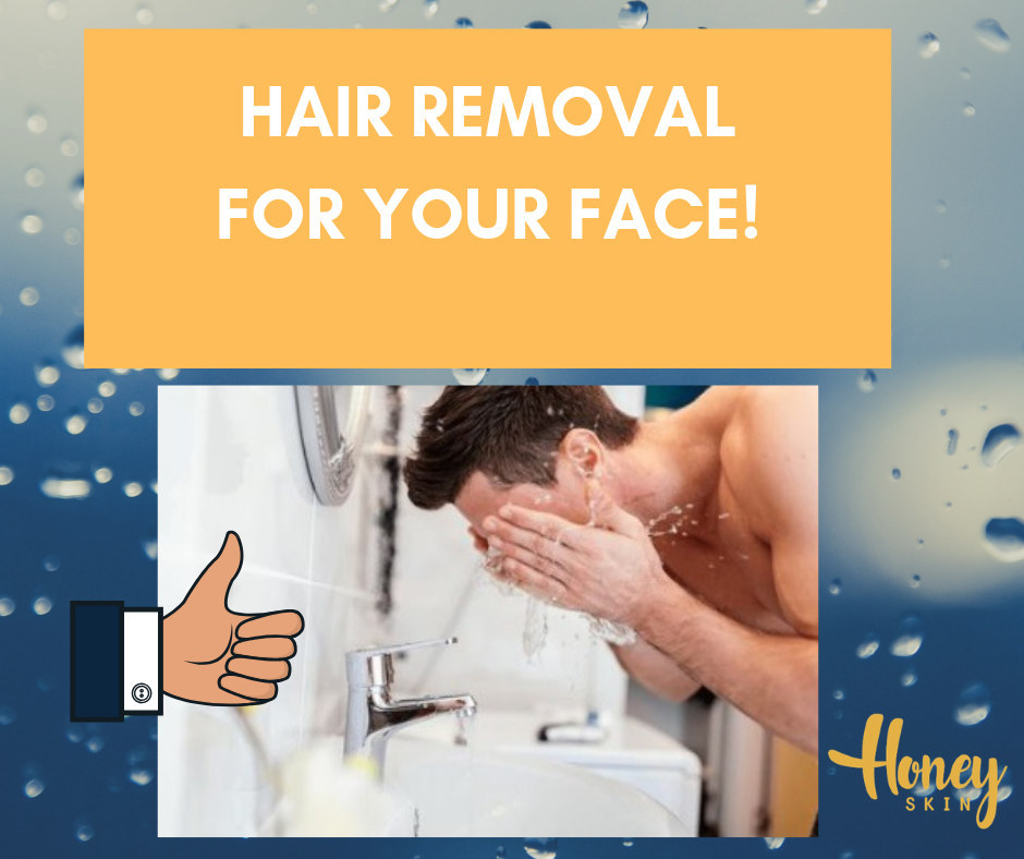 Hair Removal For Face