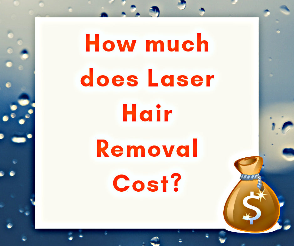 Prices Of Laser Hair Removal at Clinics