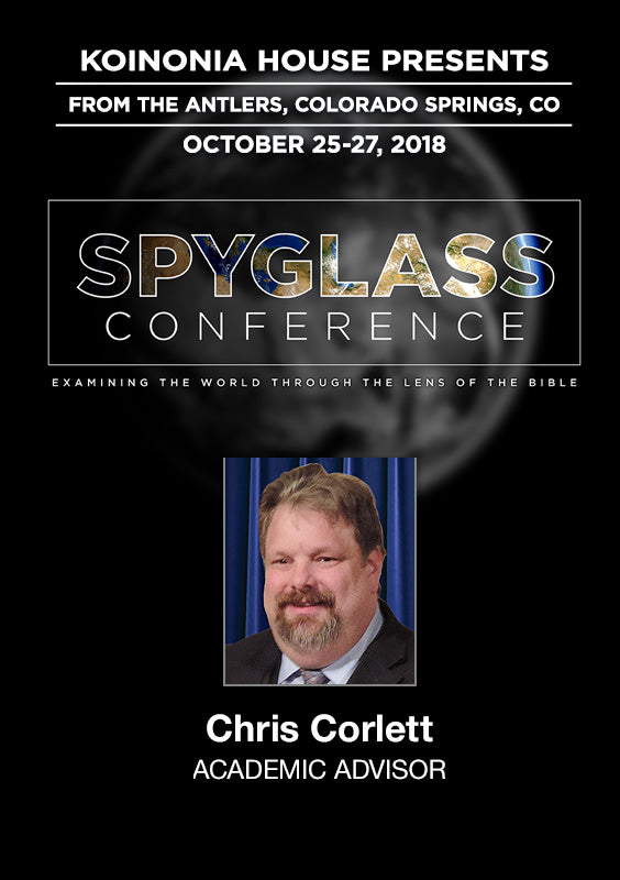SG2018E04: Chris Corlett - The Things That Cannot Fail