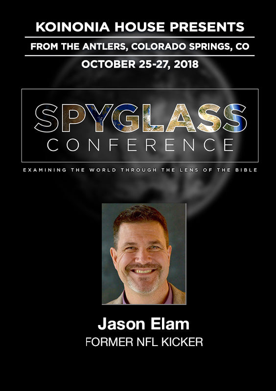 SG2018E09: Jason Elam - Testimony and Scripture