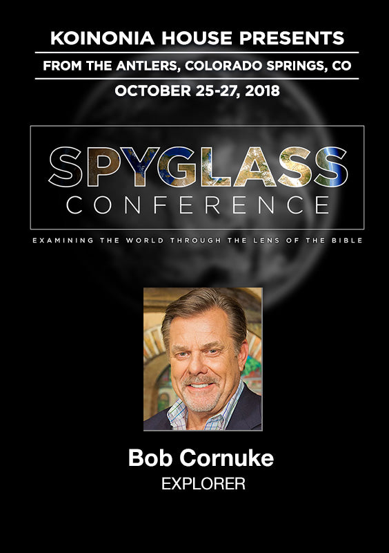 SG2018E08: Bob Cornuke - Traditions