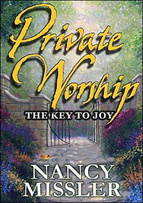 Private Worship: The Key to Joy - Book