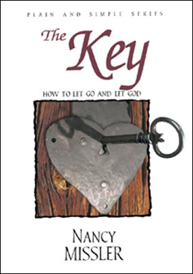 The Key: How to Let Go and Let God - Book