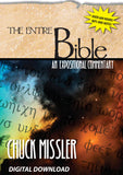 Entire Bible (MP3 Audio Commentary set)