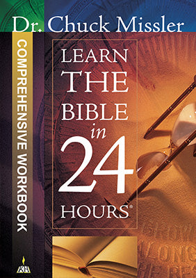 Learn the Bible in 24 Hours Workbook
