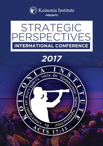 Strategic Perspectives Conference - 2017