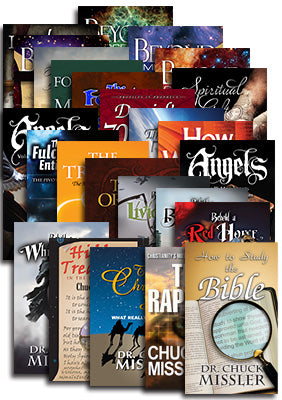 The Chuck Missler Small eBook Collection