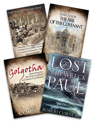 The Cornuke Book Bundle