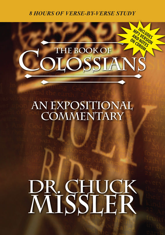 Colossians: An Expositional Commentary