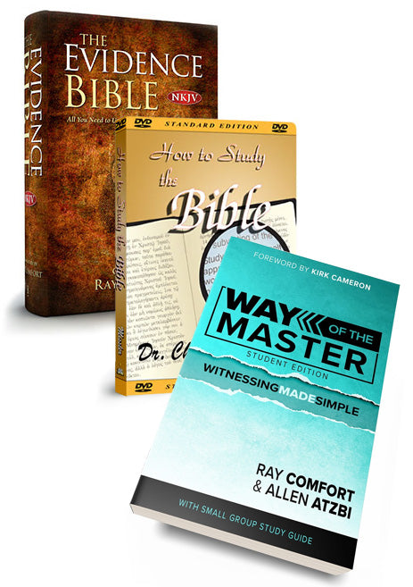 The Evidence Bible Bundle