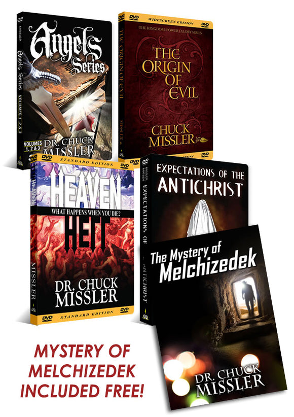 The Supernatural Realm Bundle - Mystery of Melchizedek Special
