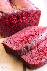 Devil's Layer Red Velvet Bread (1 loaf)