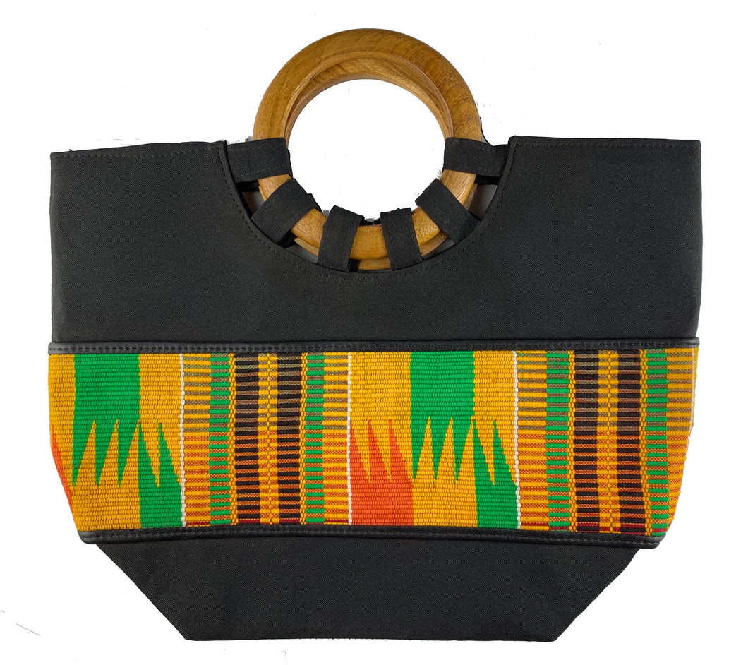 Kente Tote bag - Small - Bags - Ama Select