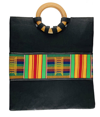 Kente Tote bag - Medium