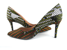 African print shoes - Kete paa - Shoes - Ama Select
