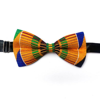 Traditional Kente Bow Tie