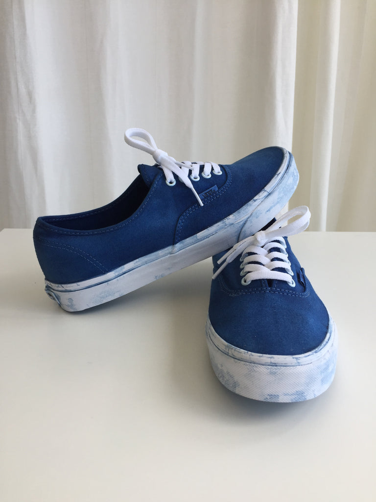 Blue Hands - Souliers - Vans