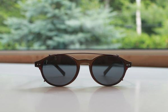 Purp Eyewear - Brown