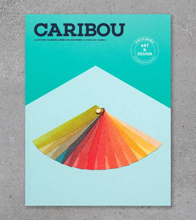 Caribou - Art et Design