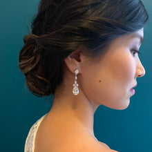 Load image into Gallery viewer, Rent bridal jewelry for your wedding day. Borrowed Gems Thomas Laine