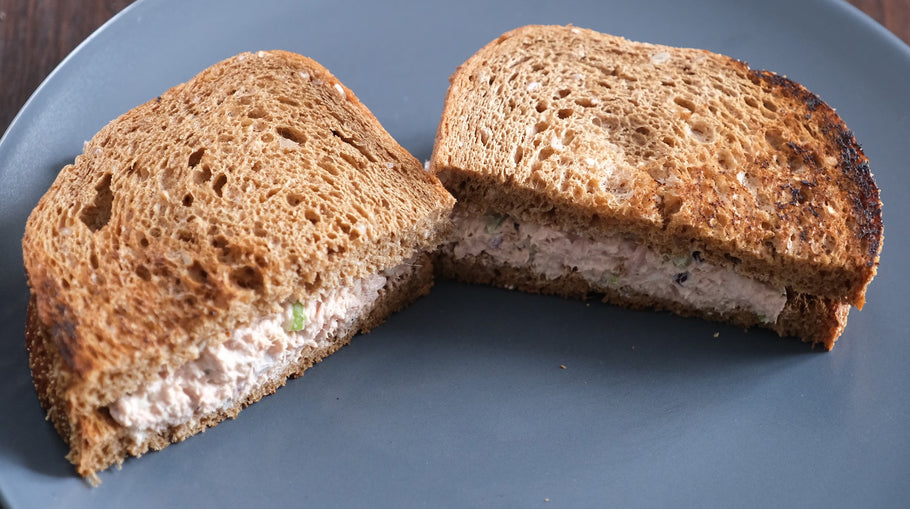 Tuna Sandwiches Recipe