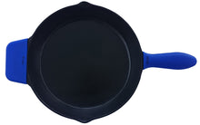 Load image into Gallery viewer, Silicone Hot Handle Holder, Potholders (Multi-Pack Blue) Cast Iron Skillets, Pans, Frying Pans & Griddles, Metal Aluminum Cookware Handles - Sleeve Grip, Handle Cover
