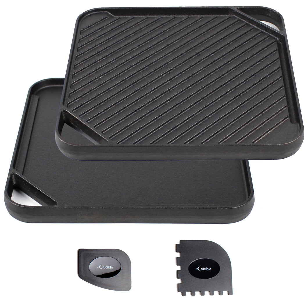 Cast Iron Griddle (10.63