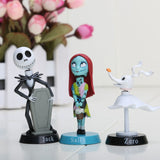 The Nightmare Before Christmas Henry Selick Clay Animation Toys Gifts
