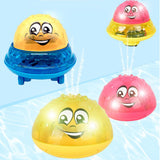 Electric Induction Water Spray Toys