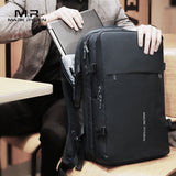 Multi-layer Space Travel Bag Anti-theft With 3.0 USB Charging