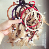 Feather Dream Catcher, Vintage Home Decoration
