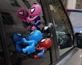 Climbing Spiderman Action Figure Toys Gift for Kids