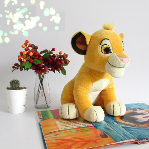 Cute Simba The Lion King Action Figure