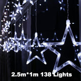 LED Christmas String Lights Adornos Navidad Natal Decoracion Kerst