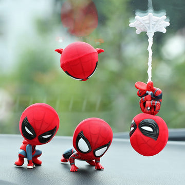 Car accessories Spider-Man Shake Head