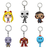 Avengers Ignition, Dr. Geisha Jake, Sailor Moon Keychain Pendant Accessories