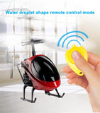 Infrared Induction RC Helicopter Aircraft with LED Light