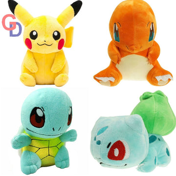 Pokemon Stuffed Animal & Pokemon Toys