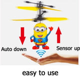 Hand Control RC Mini Helicopter with LED
