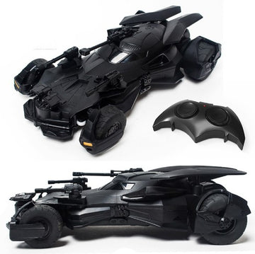 RC Car Batman vs Superman Toy Gift for Kids