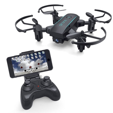 RC Drone with 720P HD Camera, Remote Control Helicopter