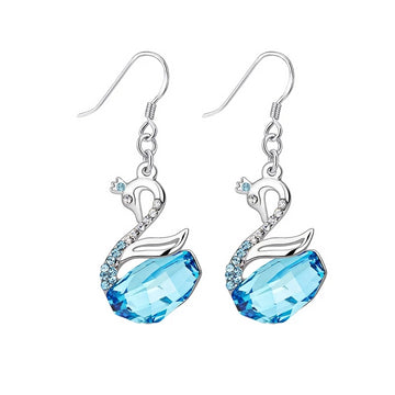 Crystal Swarovski Earring |  Women Dangle Earrings