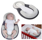 Baby Anti Roll Pillow For 0-12 Months, Baby Sleep Positioner